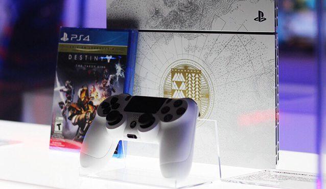 Sean parte de Play con PlayStation para jugar Destiny: The Taken King con el equipo de PlayStation y los desarrolladores de Bungie, entre otros.