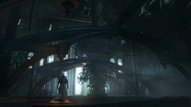 Detalles de la expansión de Bloodborne y la actualización 1.07