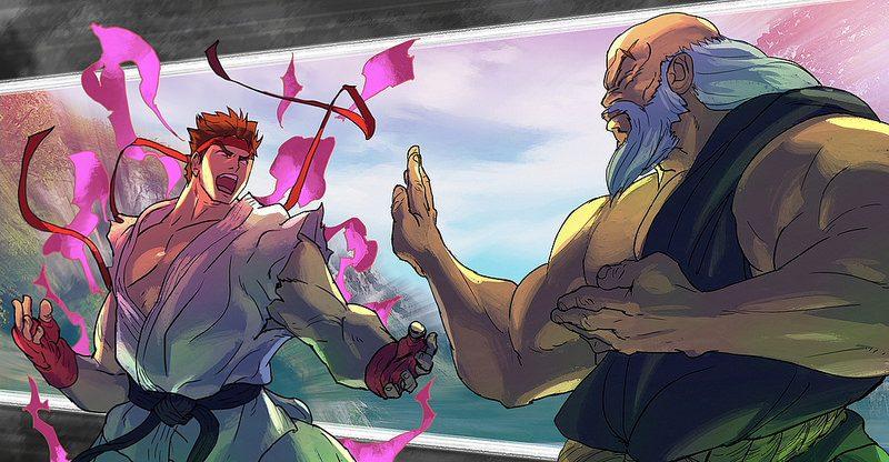 Se revelan detalles de la historia de Street Fighter V y de una expansión cinematográfica gratuita