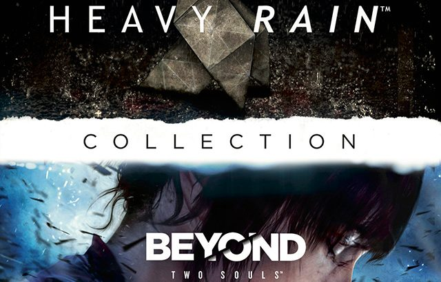 The Heavy Rain and Beyond: Two Souls Collection llega físico a Latinoamérica.