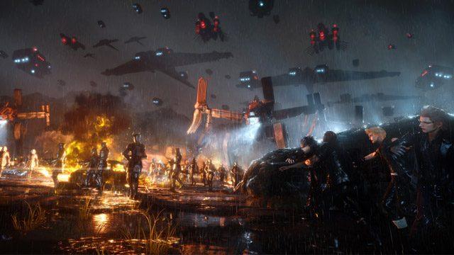 Final Fantasy XV Disponible el 30 de septiembre, Largometraje y Serie de Anime Anunciados