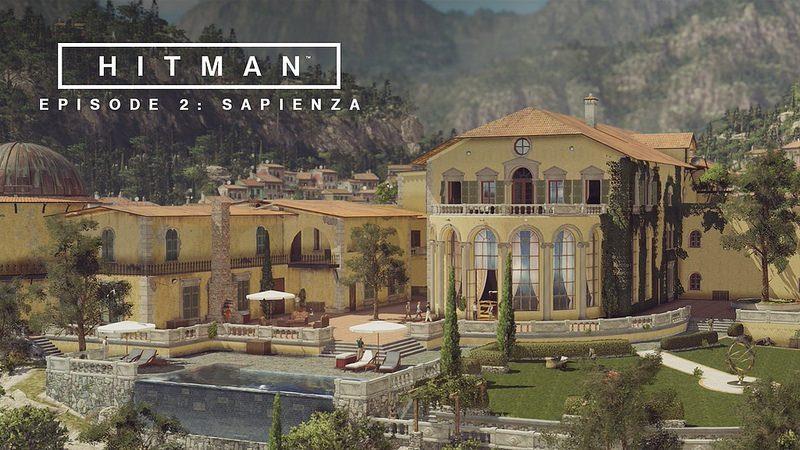 Hitman Episode Two disponible hoy en PS4