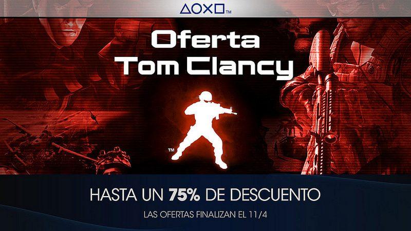 Oferta Tom Clancy para México