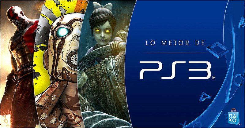 PS Store Presenta Lo Mejor de PS3