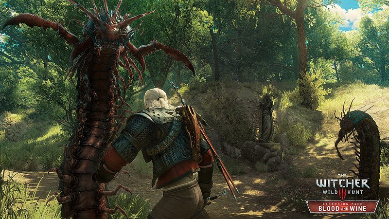 Vistazo interno a The Witcher: Blood and Wine