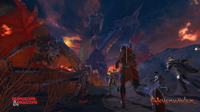 Neverwinter llega a PS4 el 19 de julio