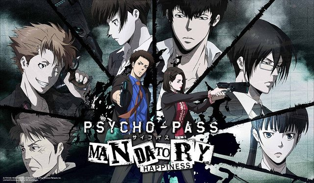 La historia detrás de Psycho-Pass: Mandatory Happiness