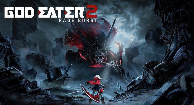 God Eater 2: Rage Burst llega a PS4 y PS Vita el 30/8