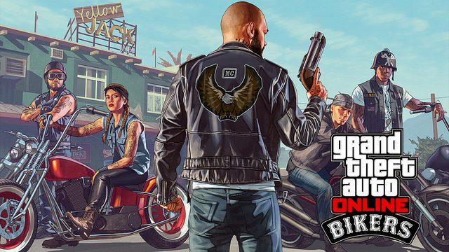 Actualización de GTA Online: Bikers disponible desde hoy