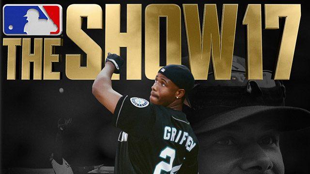 ¡Damos la bienvenida a Ken Griffey Jr. a MLB The Show 17!