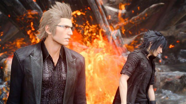 Todo lo que necesitan saber de Final Fantasy XV