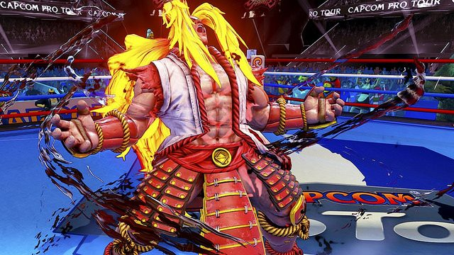 El Street Fighter World Champion emergerá este fin de semana en PS Experience