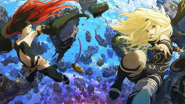 8 alternativas para hacer en el demo de Gravity Rush 2