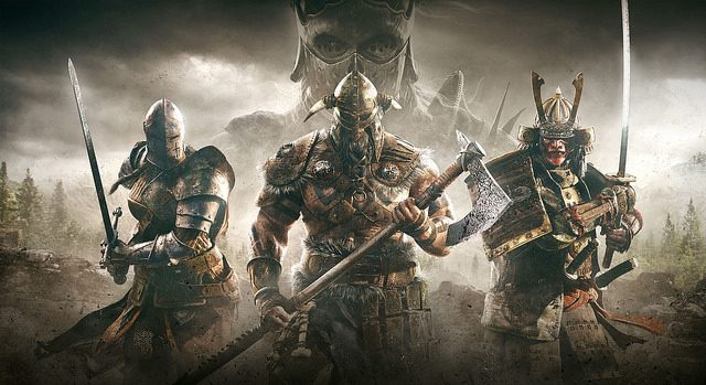 For Honor: El Enmascarado Nobushi llega a la batalla