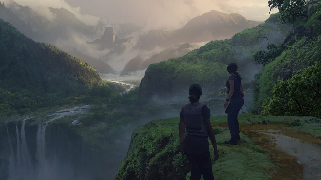 Primer vistazo a Uncharted: The Lost Legacy
