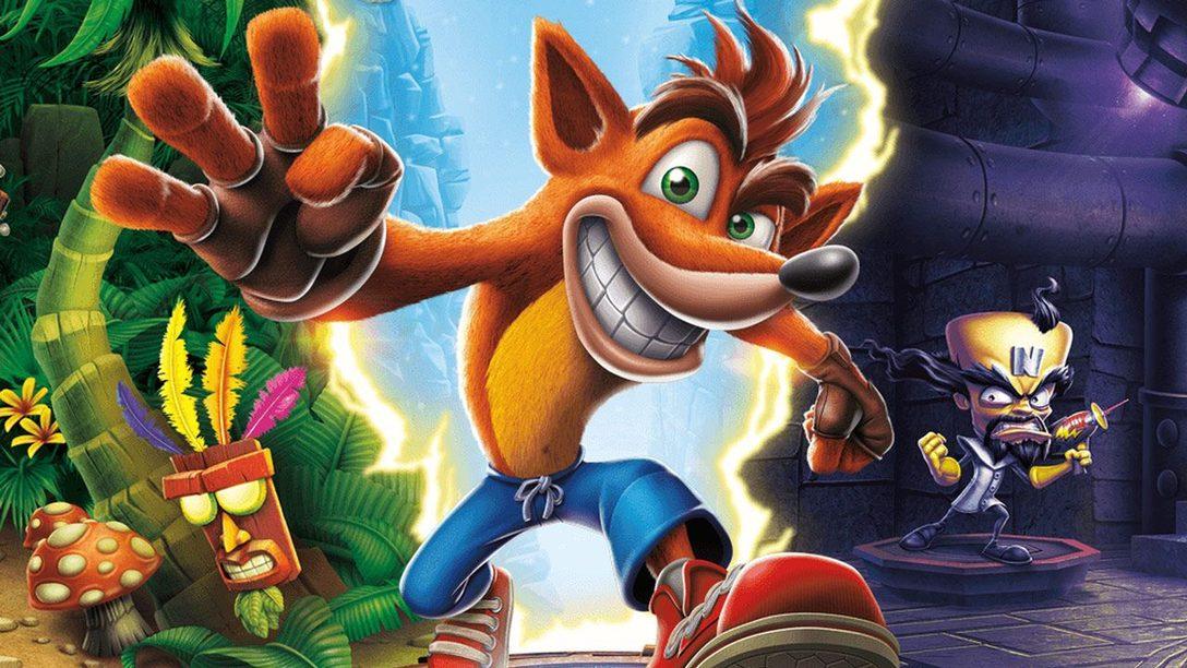 Crash Bandicoot: The N. Sane Trilogy gira hoy hacia PS4: Detrás de Escenas con Vicarious Visions