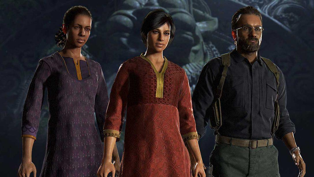 Actualización de Uncharted: The Lost Legacy Llegará a Uncharted 4 Multiplayer