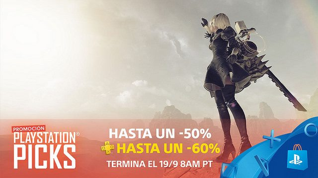 Promoción PlayStation Picks de PlayStation Store