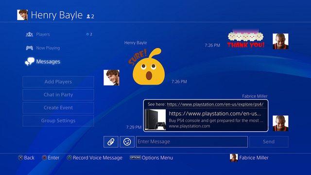 Actualización 5.00 del Software del Sistema de PS4 Disponible Ya