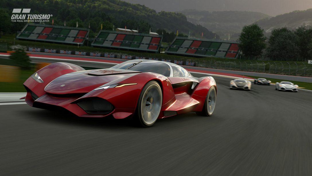 Gran Turismo Sport: Próximas Actualizaciones Agregan Nuevos Carros, GT League y Más