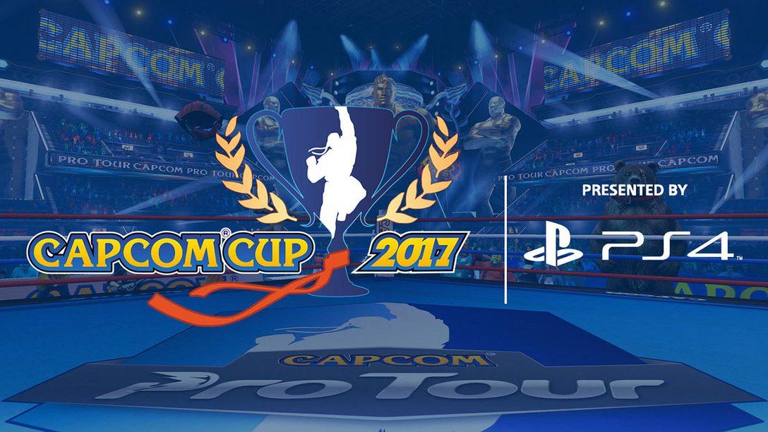 Capcom Cup 2017: Los Finalistas Competirán por una Bolsa de Premios Mayor a US $370 Mil