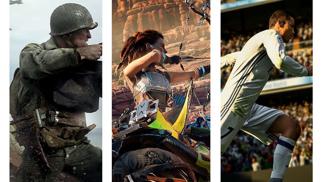 Estos Son los Juegos Más Vendidos Durante Noviembre en PlayStation Store
