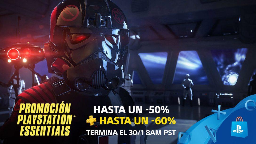 La Promoción PlayStation Essentials de PS Store Trae Grandes Descuentos