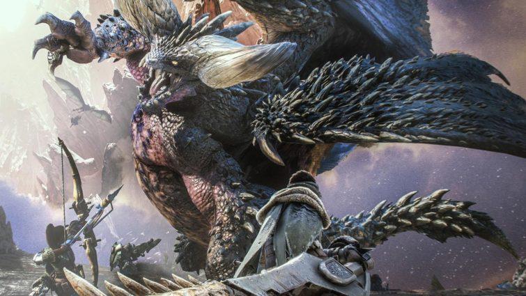 Cinco Cosas Para Hacer en Monster Hunter: World Que no se Podían Hacer en la Beta