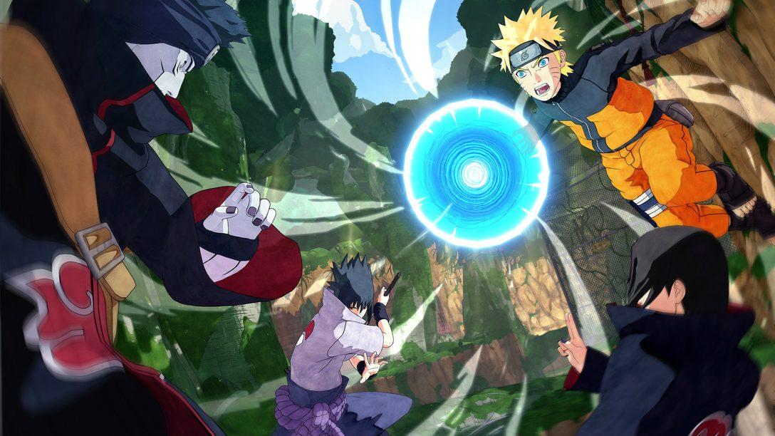 La Beta Abierta de Naruto to Boruto Shinobi Striker Para PS4 Empieza esta Semana