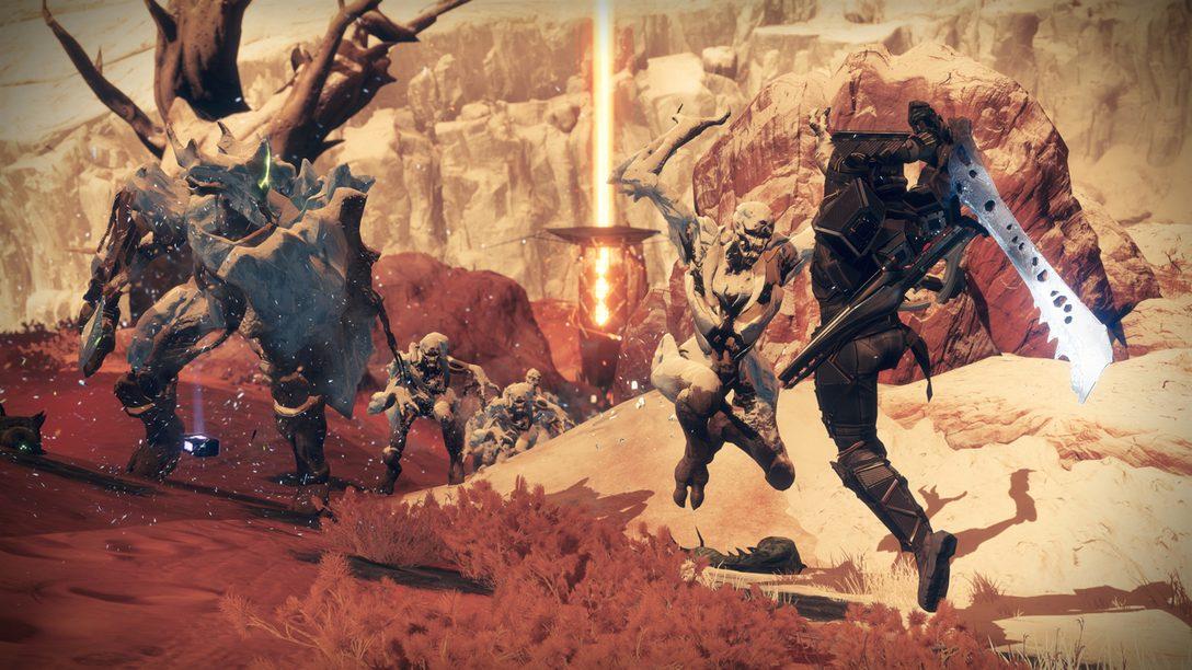 Nuevos Detalles de Protocolo de Escalamiento la Nueva Actividad de Destiny 2