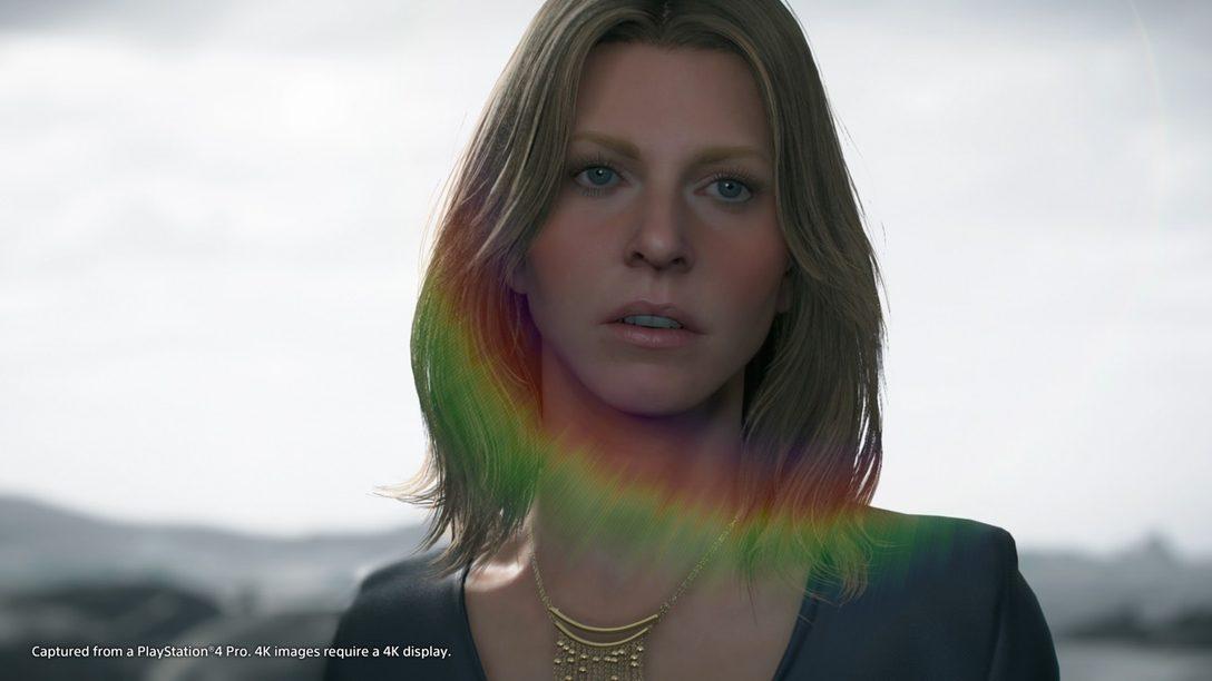 Vean el nuevo tráiler Death Stranding desde E3 2018