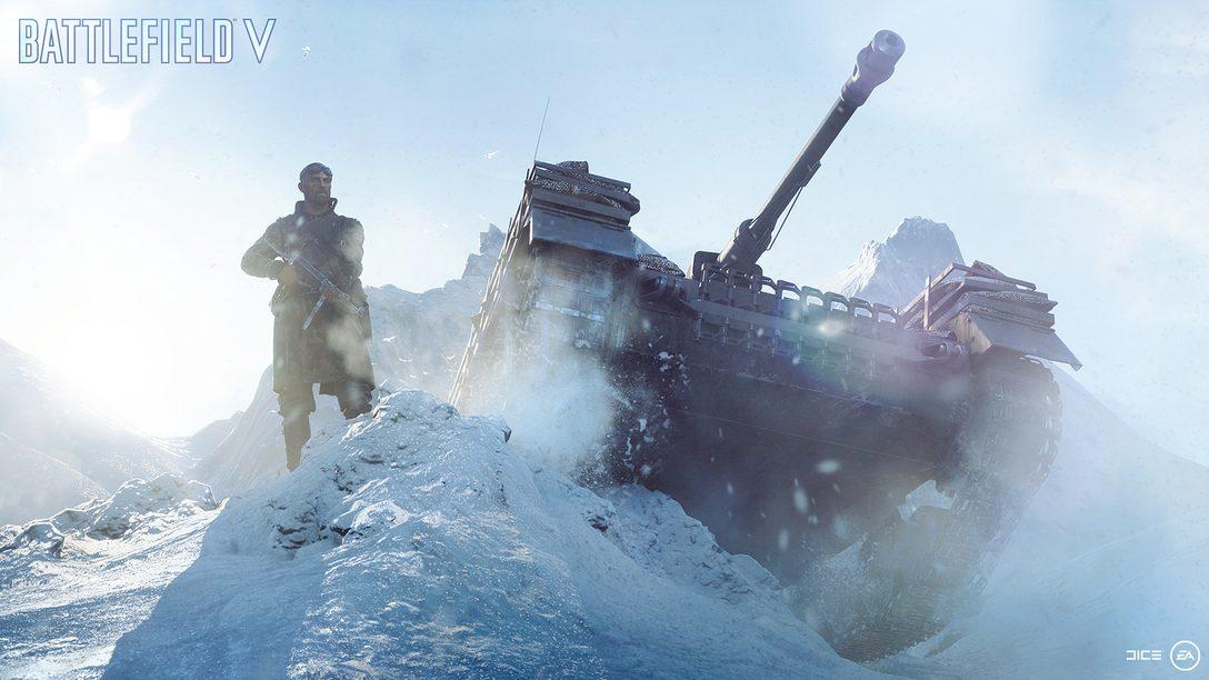Grand Operations y Multijugador en Battlefield V