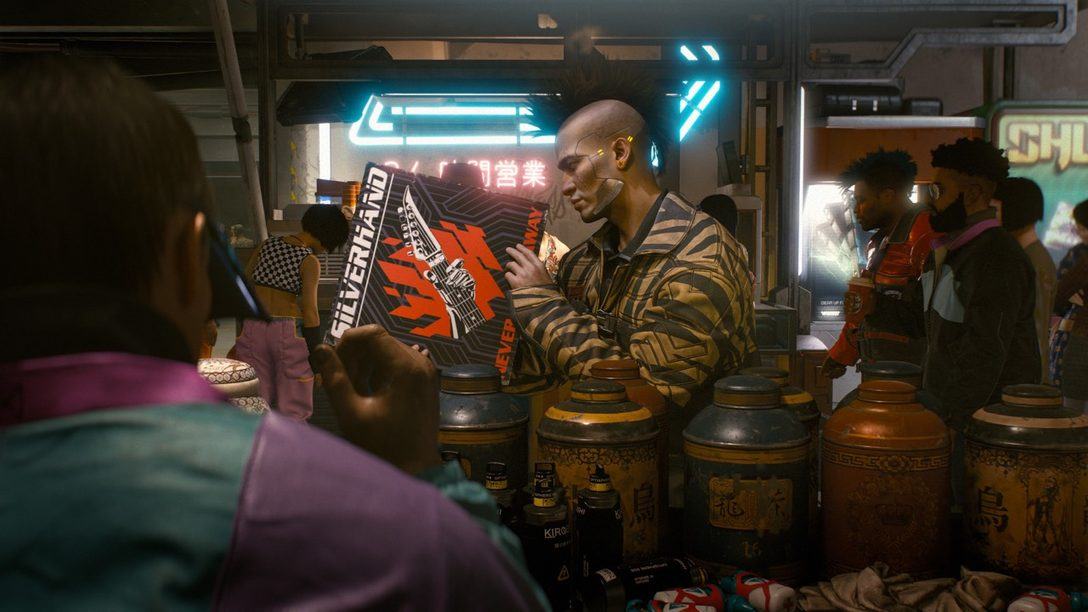 E3 2018: Primer Vistazo a Cyberpunk 2077