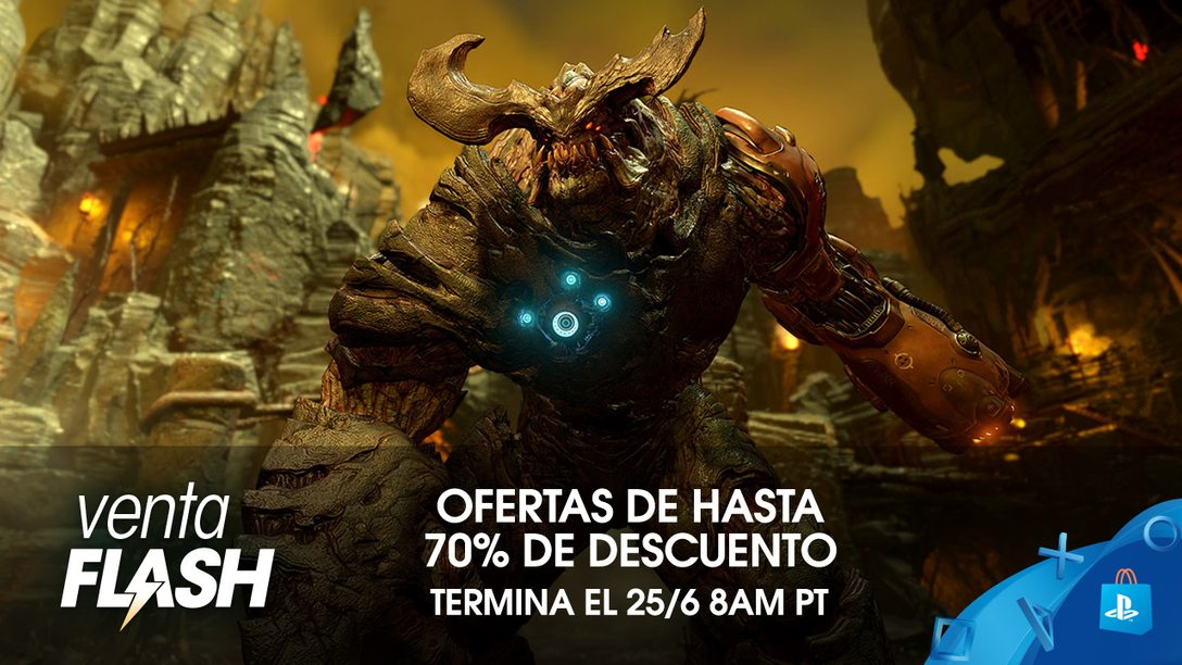 ¡Venta Flash! PS Store Trae Promociones Que Son Fuera de Este Mundo