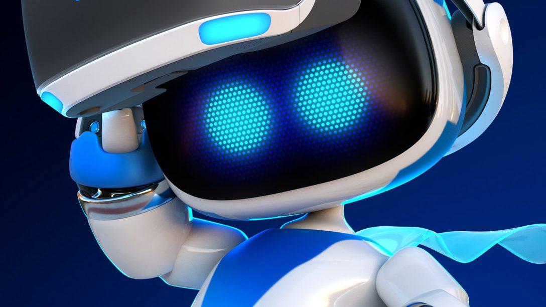 Astro Bot Rescue Mission: Qué Hacer y Qué No Al Construir Juego de Plataforma en PS VR