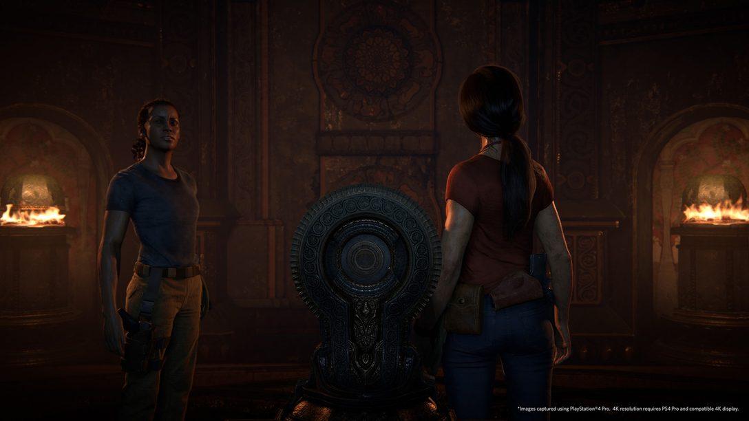 Desde E3 vean el nuevo Tráiler de Historia de Uncharted: The Lost Legacy