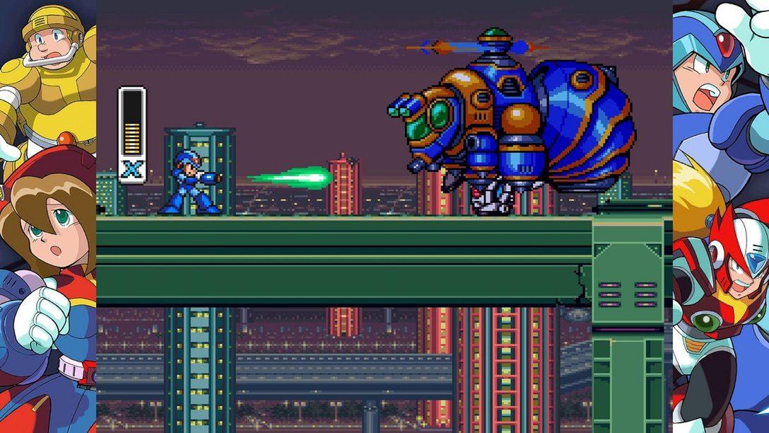 Mega Man X – La Saga de los Maverick Hunters