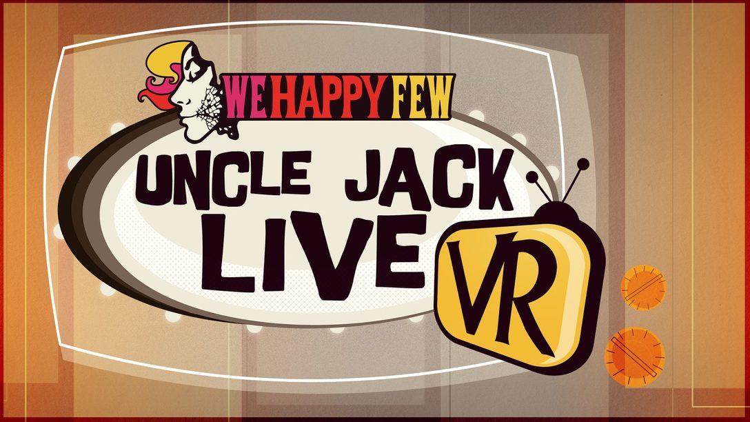 We Happy Few Recibe Hoy una Historia Paralela Exclusiva de PS VR