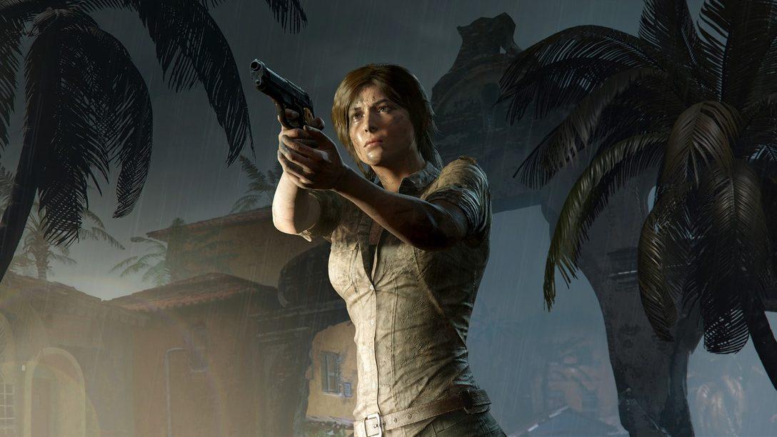 Jugamos Shadow of the Tomb Raider