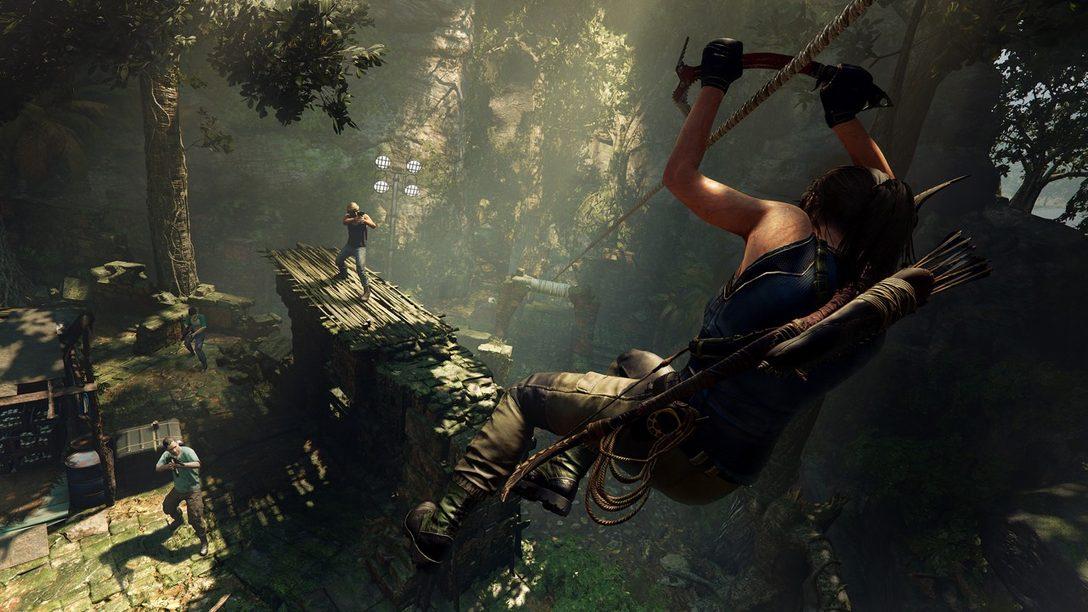 The Drop: Nuevos Juegos de PlayStation para el 11 de septiembre de 2018