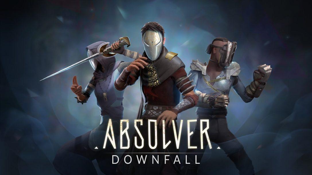 La Expansión Gratuita Downfall de Absolver se Lanzará el 25 de septiembre