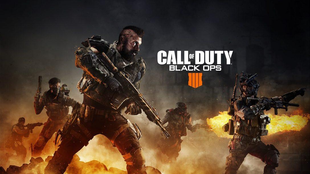 The Drop: Nuevos Juegos para PlayStation el 9 de octubre de 2018