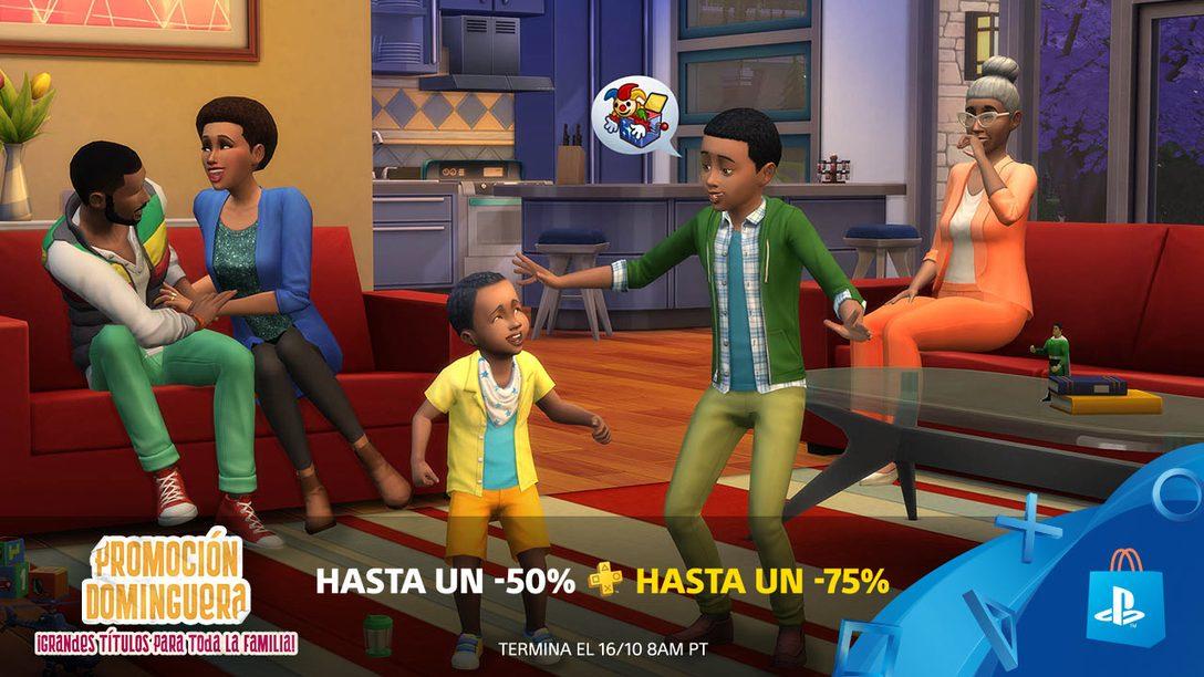 ¡La Promoción Dominguera de PS Store trae Descuentos de Hasta 50% para Latinoamérica!