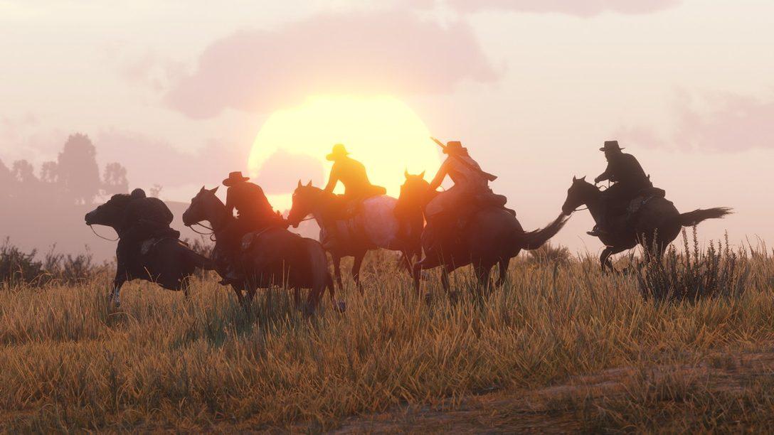 La Beta de Red Dead Online ya Está Disponible
