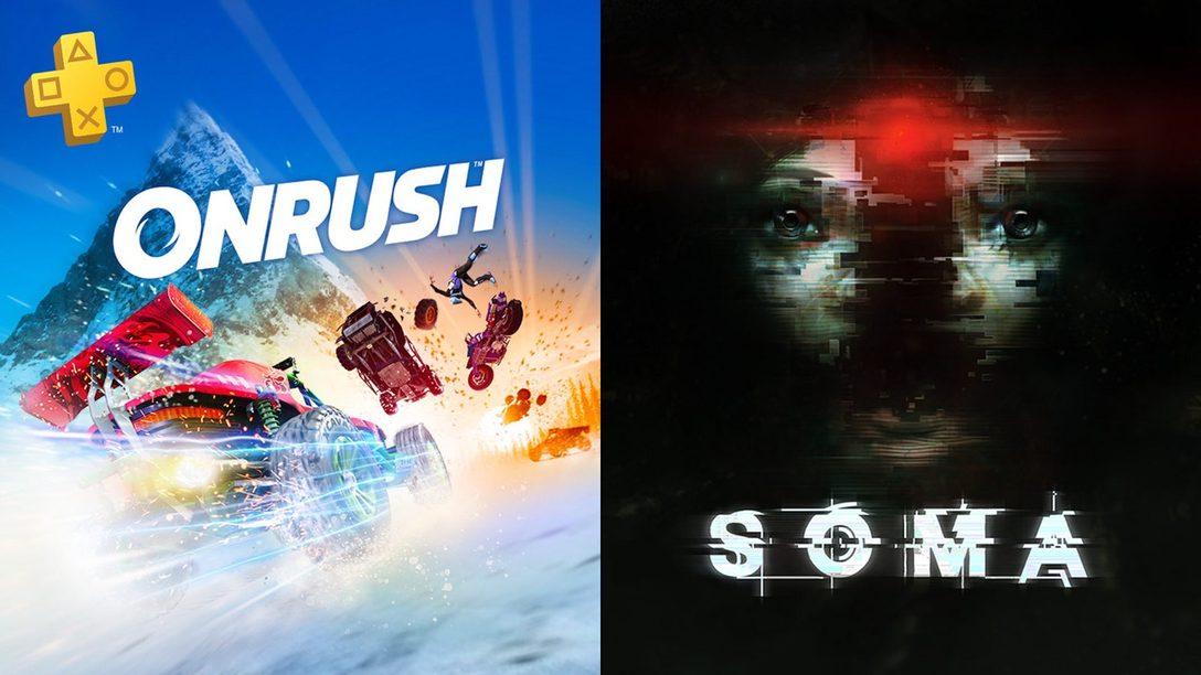 PlayStation Plus: Juegos Gratis para Diciembre de 2018