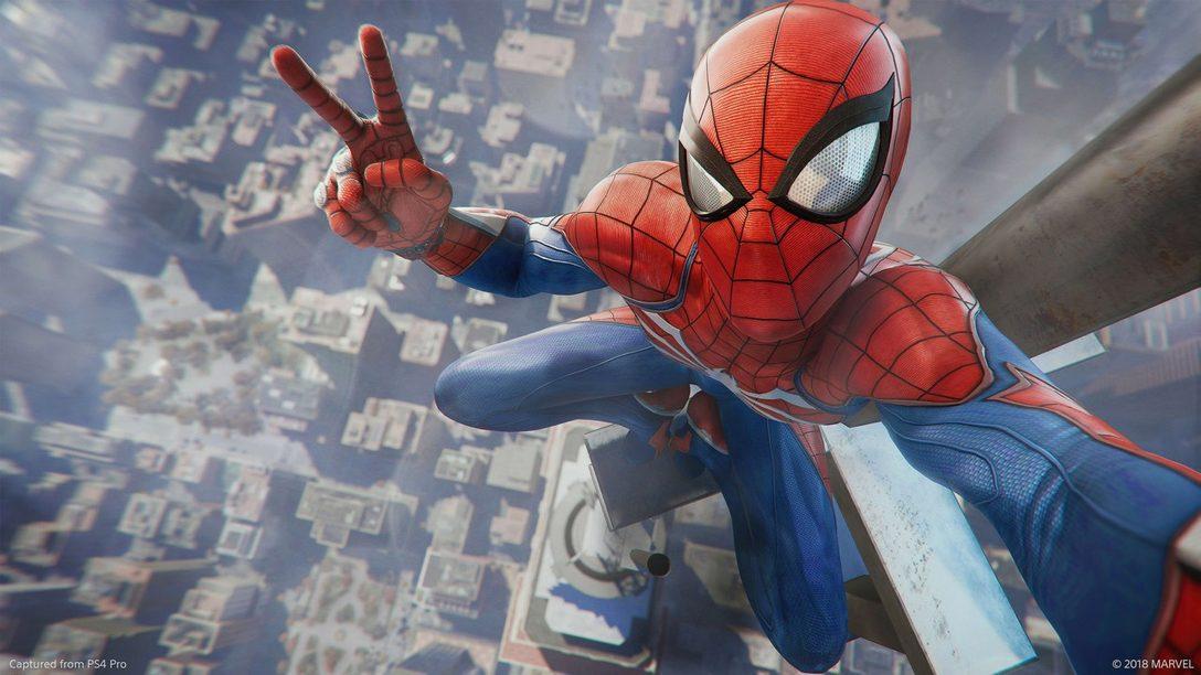 Elección del Editor: Por Qué Marvel's Spider-Man es uno de los Mejores Juegos de 2018