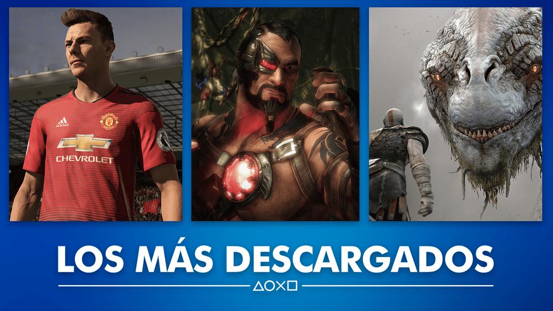 ¡Conozcan lo Más Descargado de PS Store Durante noviembre!