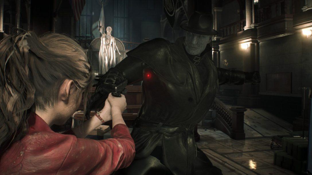 Probamos Resident Evil 2 en PS4