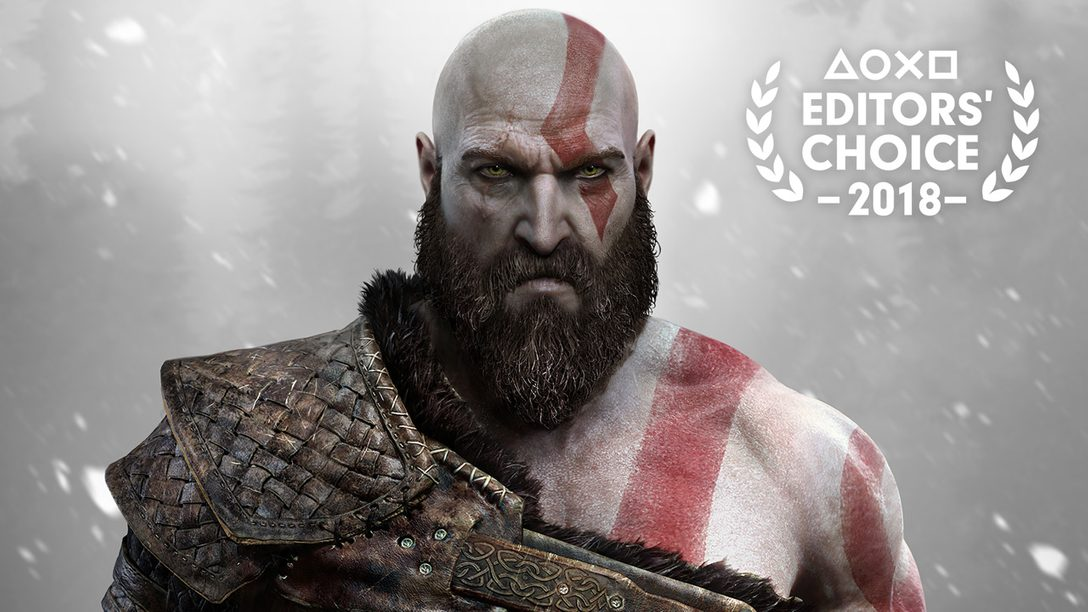 Elección del Editor: Por Qué God of War es uno de los Mejores Juegos de 2018