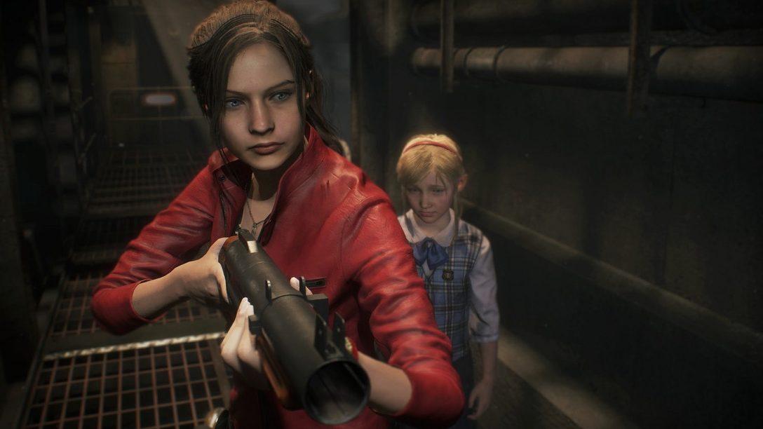 De Raccoon City con Amor: 14 Consejos para Sobrevivir a Resident Evil 2